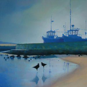 Birds-Boats-at-Bunagee
