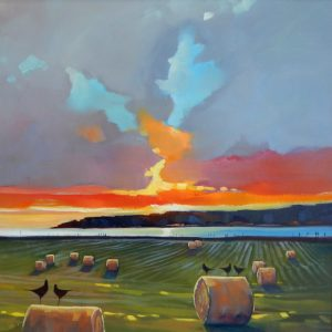 Harvest Sunrise - Isle of Doagh
