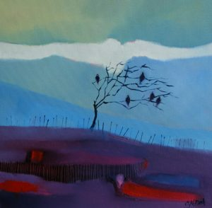 Crows-Cloud-Break