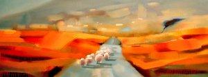 sheep-on-the-mountain